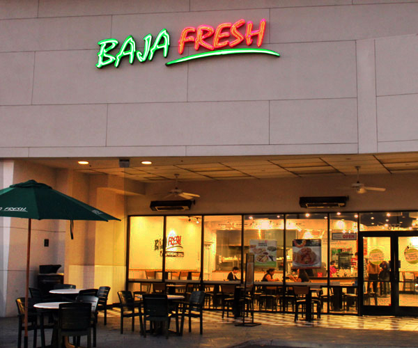 Baja Fresh Hours >> Baja Fresh Hours Baja Fresh Operating Hours