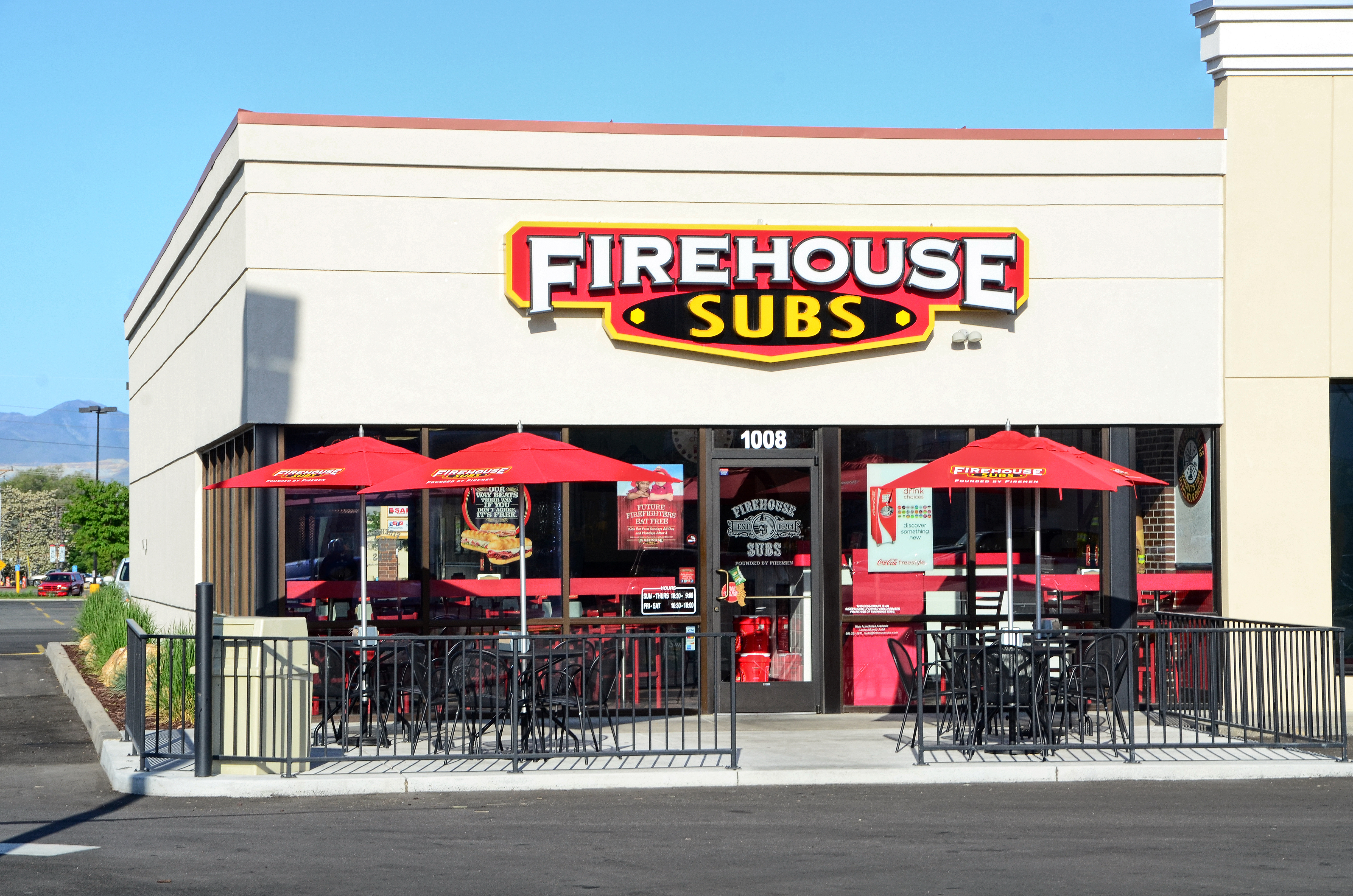 About Firehouse Subs