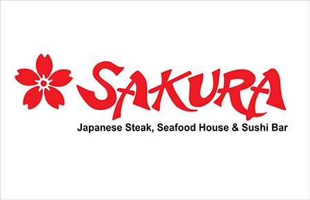 Japanese Steakhouse Restaurant Logo