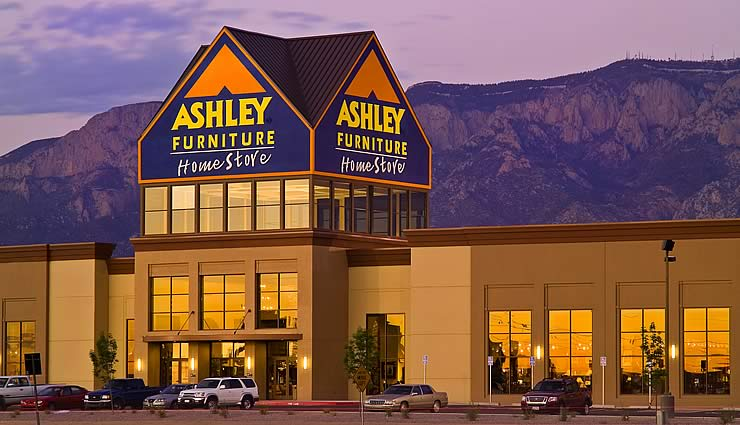 Ashley Furniture Operating Hours